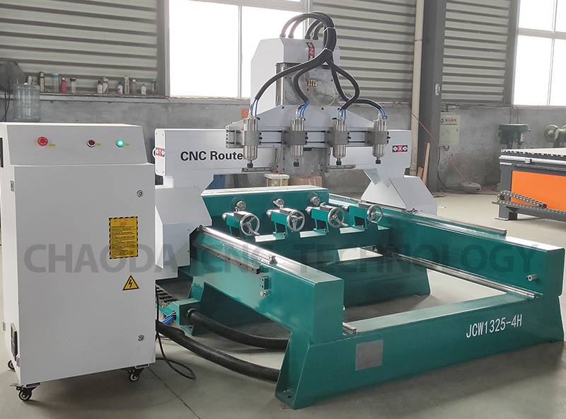 4 Spindles CNC Router for Wood Furniture Carving Machine